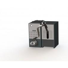 Отопительный котел на пеллетах Solid 2000 B производства BOSCH 20кВт